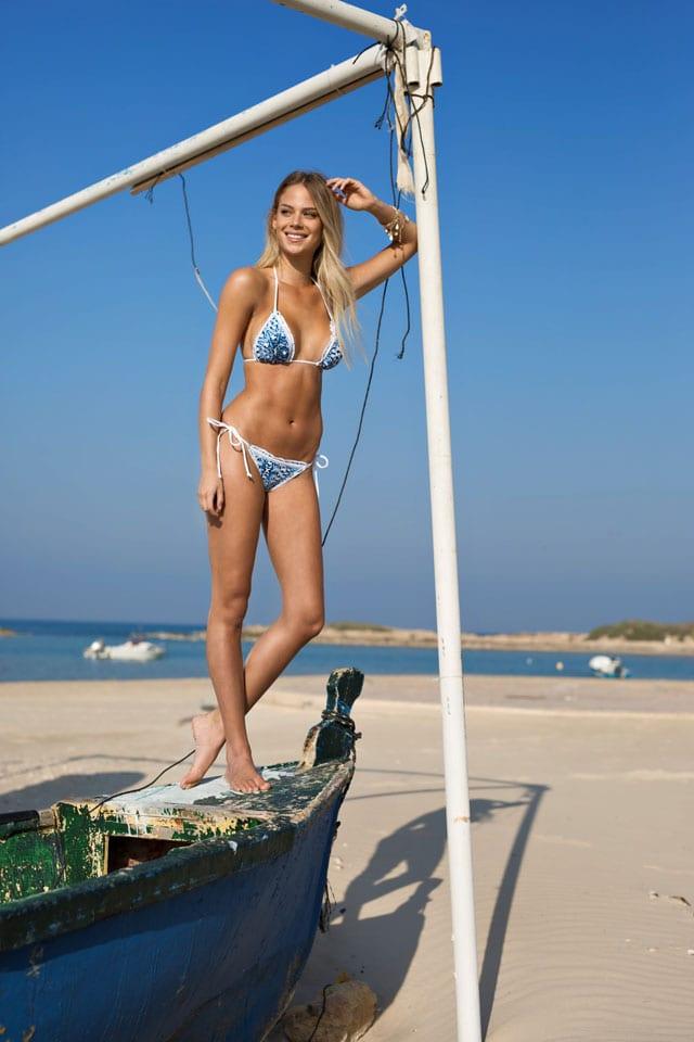בר זומר לוהטת בביקיני -  טרנדים - סטייל - אופנת נשים - Fashion - אופנה ישראלית