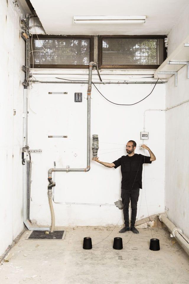 שבוע העיצוב ירושלים 2017: ארז נאבי צילום: איתי בנית