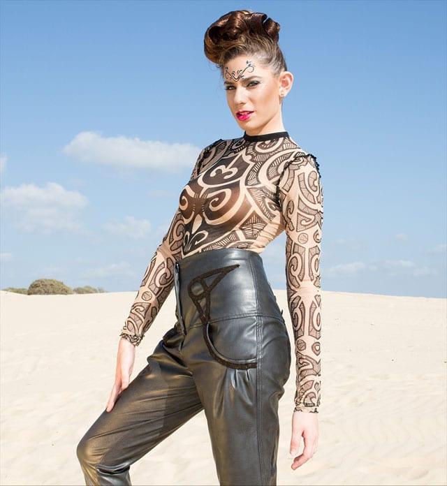 EFIFO. מגזין אופנה. אירית לוסטגרטן, מעצבת אופנה בוגרת ויצו חיפה-10