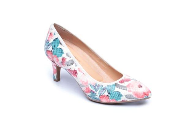 טרנד הפרחים בנעלי עקב-1