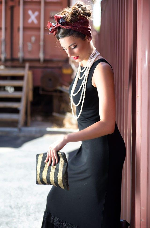 אופנה - רכבת ישראל. הפקה וצילום: ענת אורן. efifo, אופנה, מגזין אופנה - 9