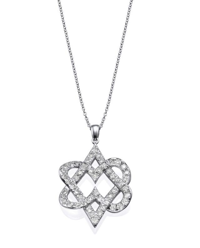 שרשרת זהב ויהלומים- טרנדים - סטייל - אופנת נשים - Fashion - אופנה ישראלית