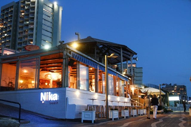 Nika beach, צילום: מיטל סולומון