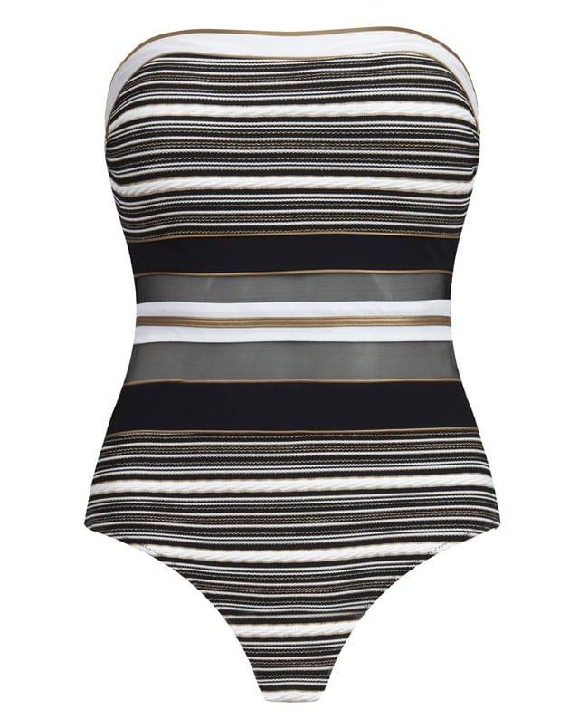 בגדי הים של גוטקס 2017, ביקיני של גוטקס (GOTTEX), גוטקס. בגד ים שלם. 599 שקל. -1