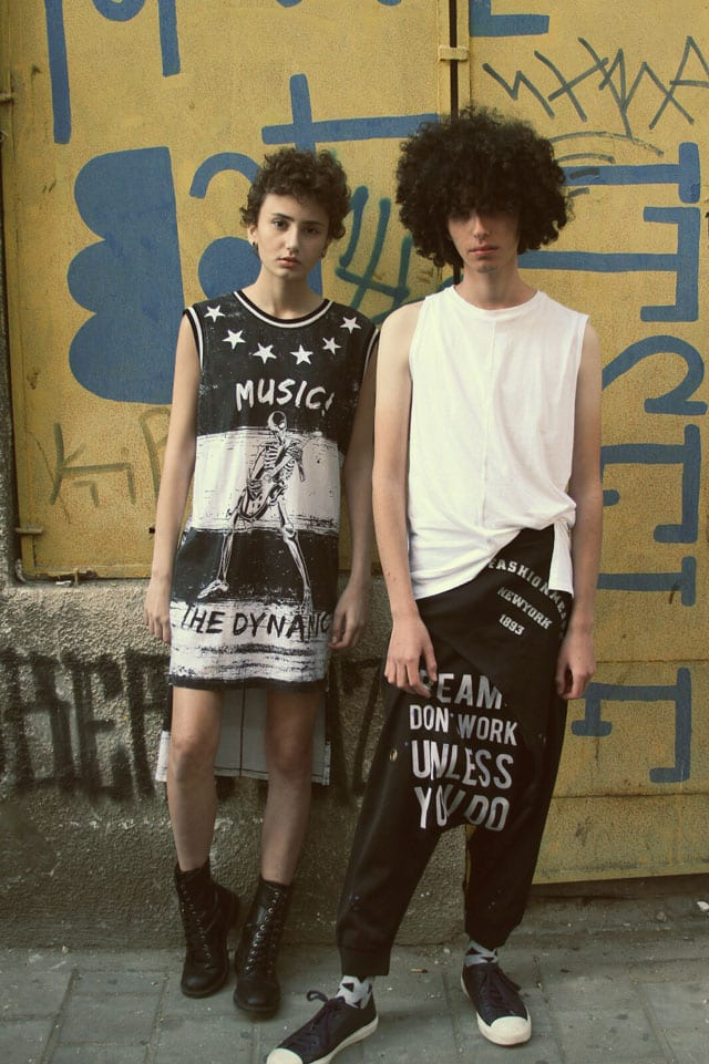 EFIFO. Fashion Magazine. On the block-5