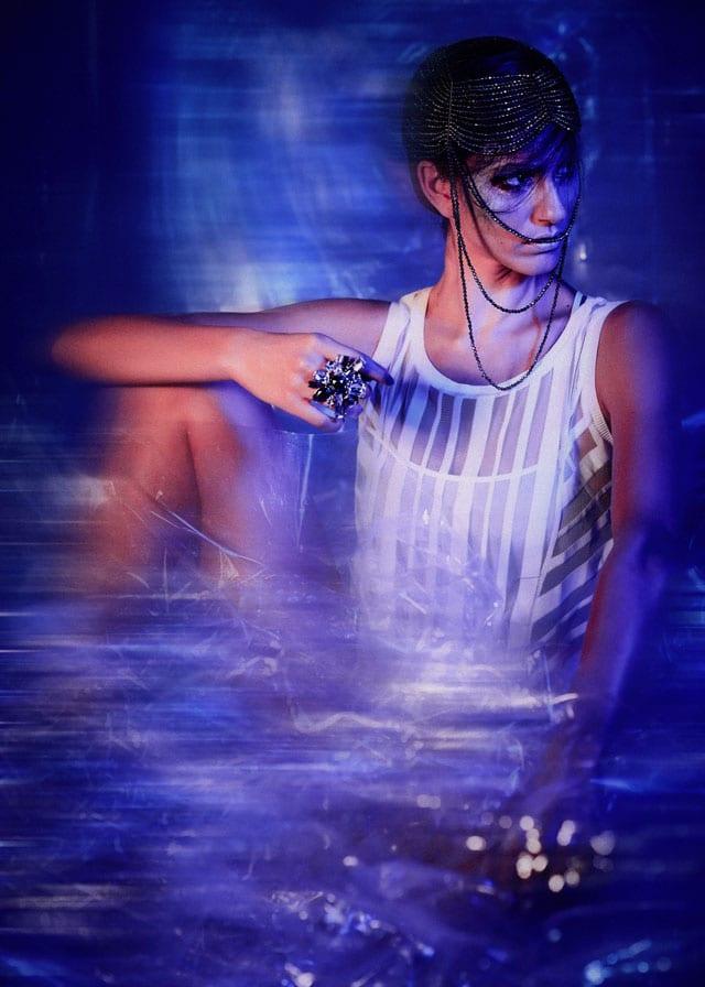 EFIFO. מגזין אופנה. הודא נקאש חוגגת סילבסטר, צילום: עדן גבאי-2