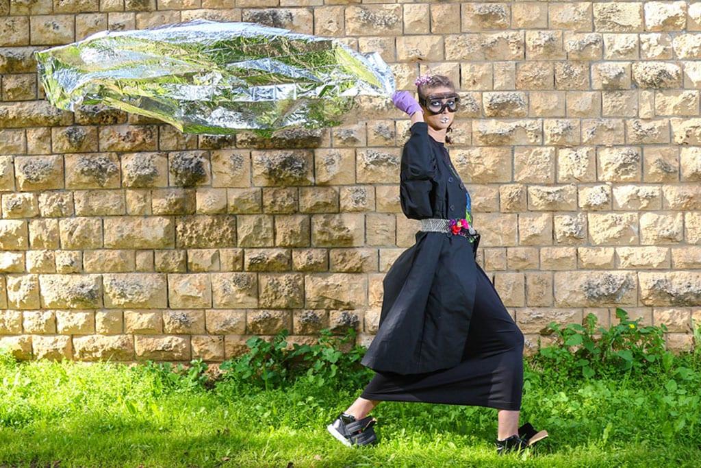FASHION. ANTI FASHION, אופנה. אנטי אופנה, אופנה:צילום: אנטון סרקין, אנג'לינה גולינה, סטיילינג: קטי מינביץ, איפור: סבטלנה קוטלב, עיצוב שיער: ולנטינה שאצקי, דוגמנית: קסניה סטפנוב, אופנה: בוטיק G&I, תמרה (זכרון יעקוב), דורית שדה, בוטיק ורנר, EFIFO, אתר אופנה, EFIFO אתר אופנה-2