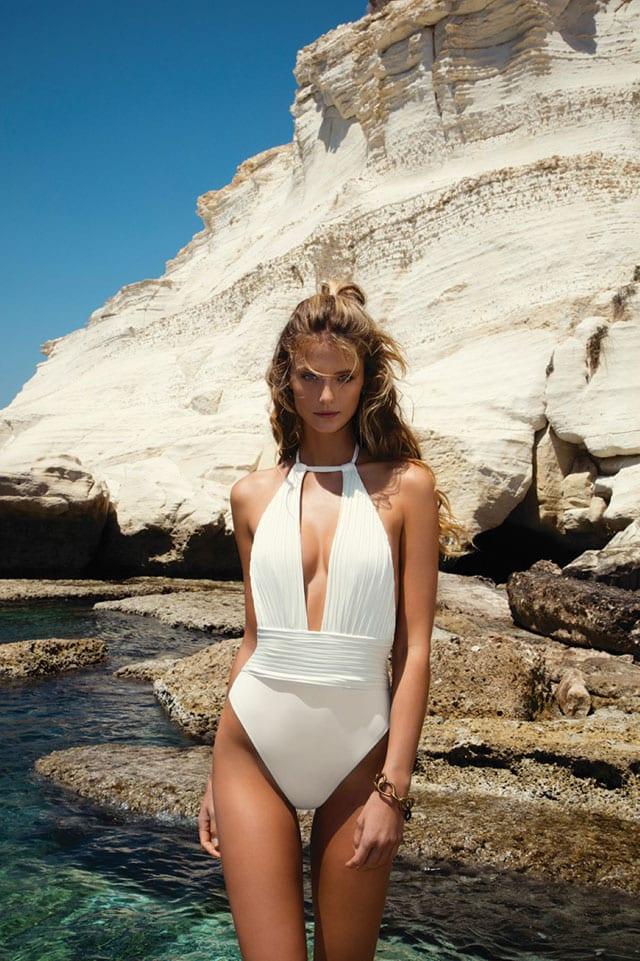 בגדי הים של גוטקס 2017, ביקיני של גוטקס (GOTTEX), גוטקס. בגד ים שלם: 699 שקל