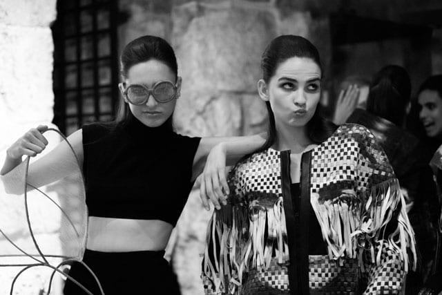תצוגת אופנה בצלאל. 2015025