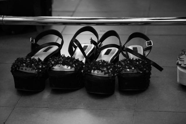 תצוגת אופנה בצלאל. 201513