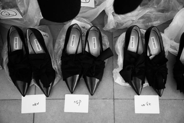 תצוגת אופנה בצלאל. 201511