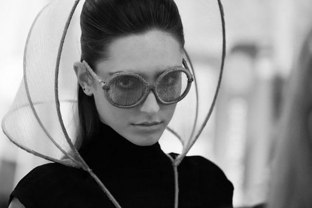 תצוגת אופנה בצלאל. 201502
