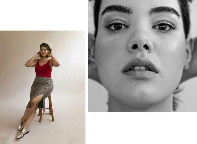 FASHION: FUCK YOU! IT'S MY SIZE. Photographer: Daria Gaar, Models: Ray Segev, Meirav tita ashush-3