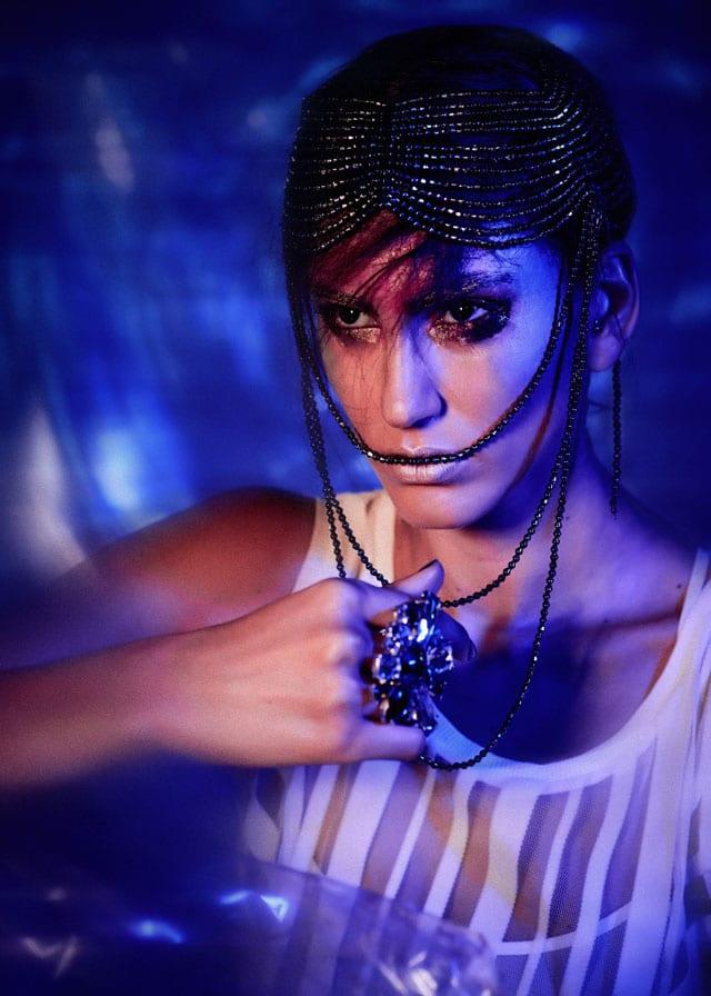 EFIFO. מגזין אופנה. הודא נקאש חוגגת סילבסטר, צילום: עדן גבאי-1