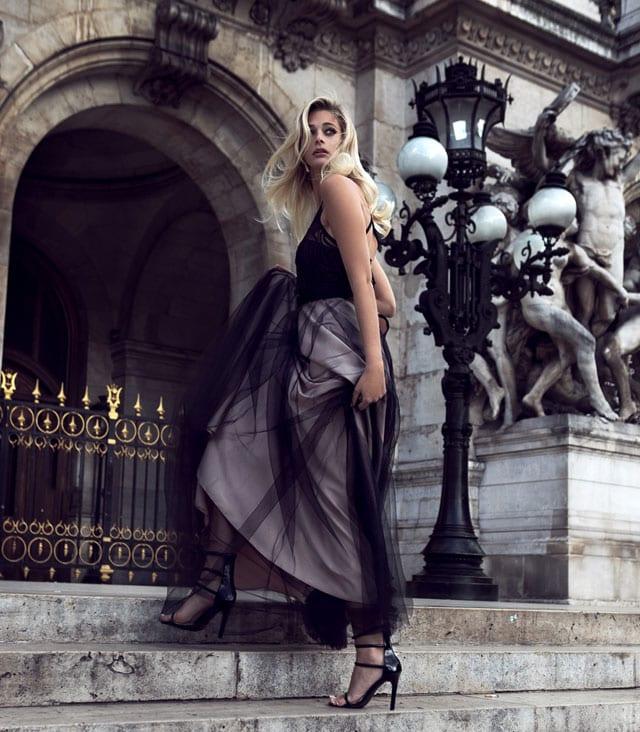 שמלה לנשף פרום, שמלת נשף, שמלת פרום. ״אפריל״, צילום: יח״צ, efifo, אתר אופנה - 4