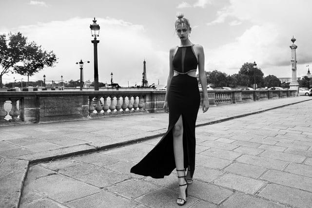 שמלה לנשף פרום, שמלת נשף, שמלת פרום. ״אפריל״, צילום: יח״צ, efifo, אתר אופנה