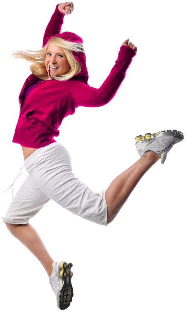 ריקוד (הזומבה) תורם לבריאות
