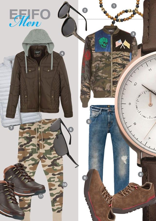 EFIFO. מגזין אופנה. MEN'S SHOPPING#12#16-11