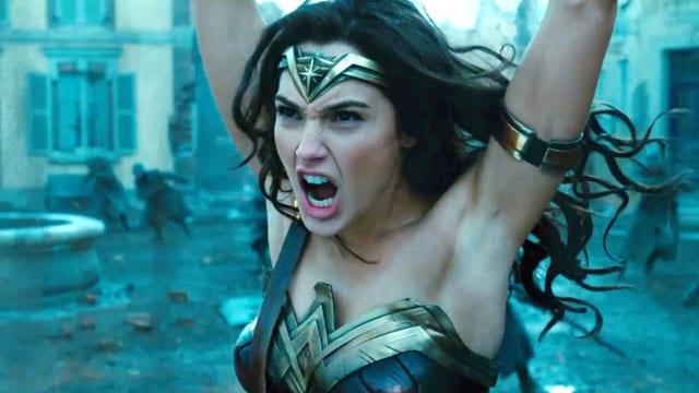 בצילום: גל גדות כוכבת ״וונדר וומן״, Wonder Woman, גל גדות, Gal Gadot. הצילום באדיבות: warnerbros - 1