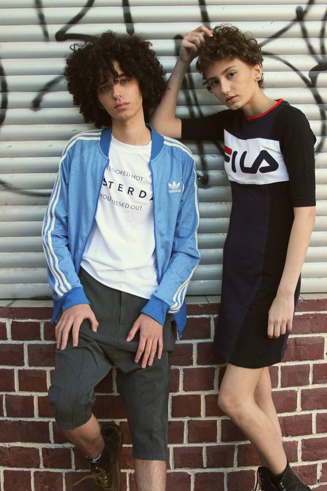 EFIFO. Fashion Magazine. On the block-2
