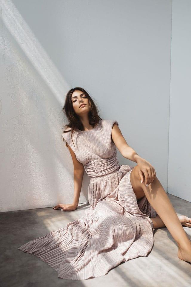 EFIFO. מגזין אופנה. יריד האופנה A' la moda -4
