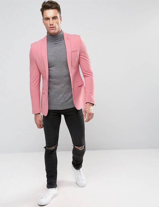 דוגמן בבגדים של ASOS. מגזין האופנה של ישראל - Efifo -1