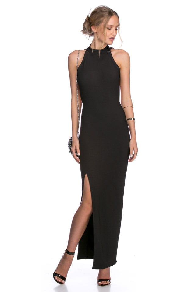 Adika, שמלה שחורה מקסי עם שסע לנשף פרום של Adika. צילום: בר שריר, שמלה שחורה מקסי עם שסע, שמלה חצי שרוול שחורה, שמלה שחורה של Adika, שמלת ערב, שמלה לנשף, שמלה של Adika לנשף פרום, שמלה למסיבה, שמלה לאירועים, שמלה של Adika, שמלת ערב שחורה של Adika' אופנה, fashion, style, trend, אופנה, efifo, אתר אופנה, טרנד, סטייל - 5