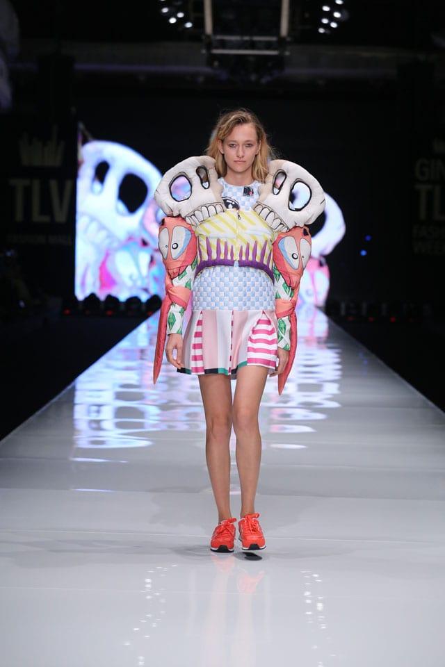 שבוע האופנה 2015 שנקר