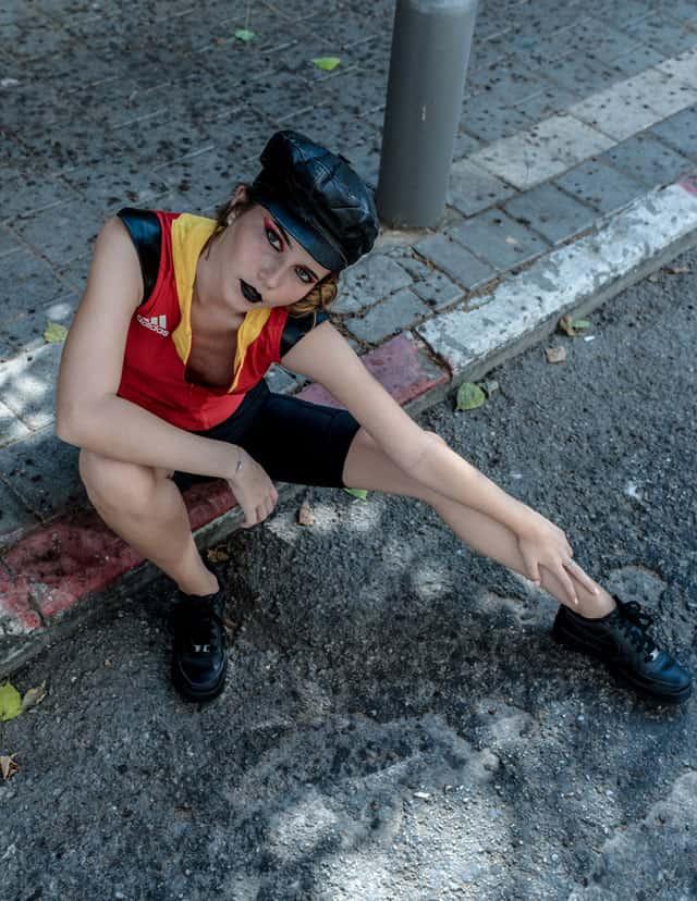 Photographer: LI-ON GREVIER, Styling: Ortal Segev,Model: Angelina Kazakov-Elite Israel, Hair Stylist & Makeup: Danny K - 10