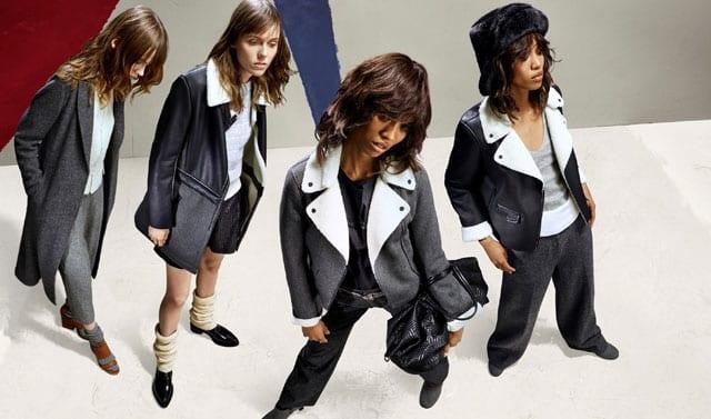 מגזין אופנה. Armani Exchange black friday photo: PR