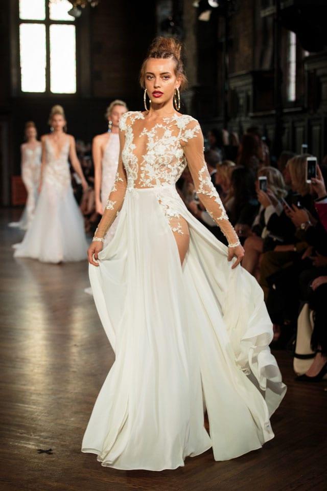 ברטה הציגה בשבוע האופנה לכלות בניו יורק את קולקציית 2017-10
