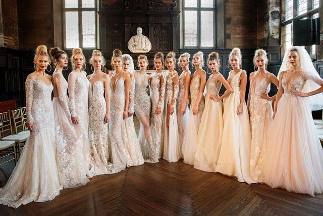 ברטה הציגה בשבוע האופנה לכלות בניו יורק את קולקציית 2017-11