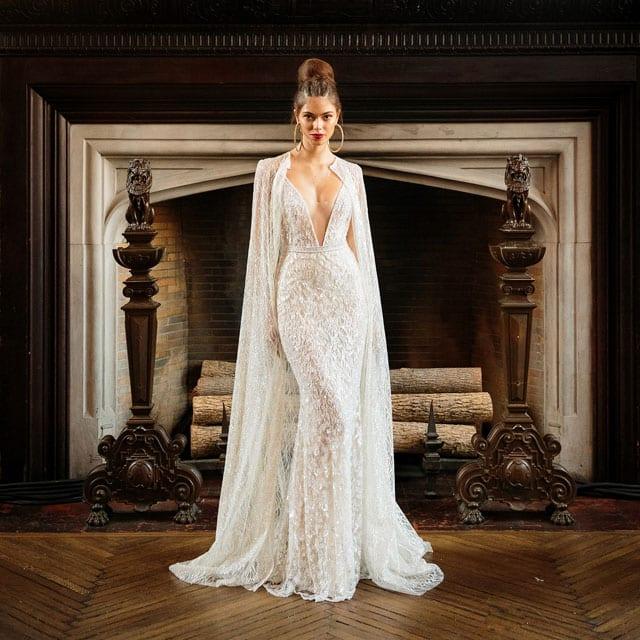 ברטה הציגה בשבוע האופנה לכלות בניו יורק את קולקציית 2017-30