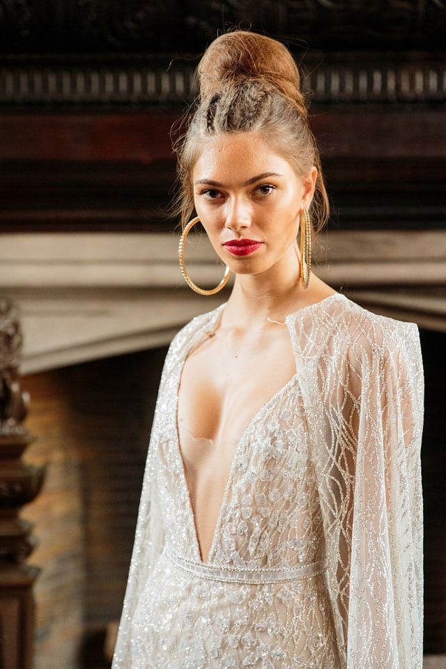 ברטה הציגה בשבוע האופנה לכלות בניו יורק את קולקציית 2017-31