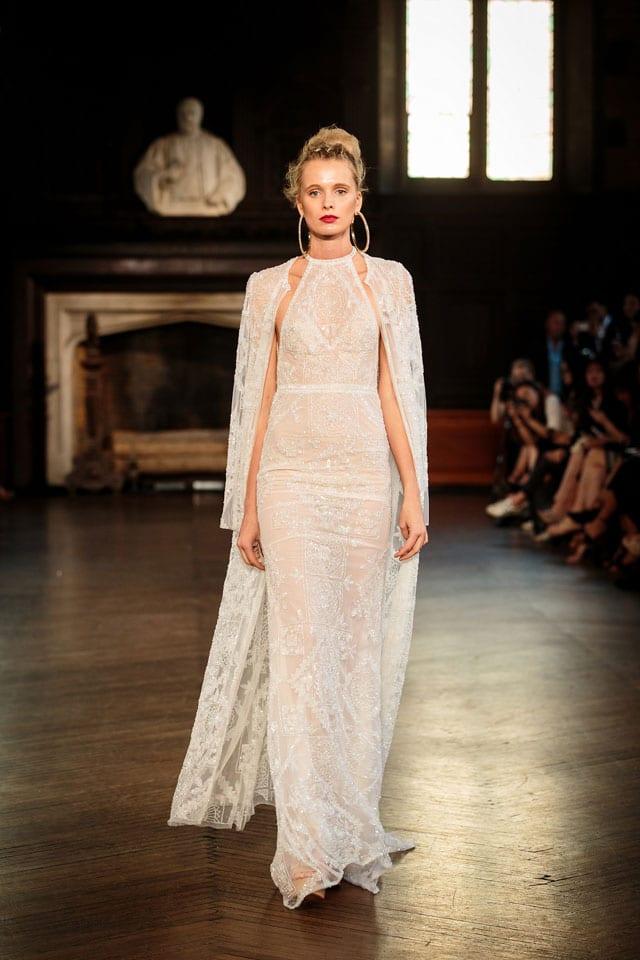 ברטה הציגה בשבוע האופנה לכלות בניו יורק את קולקציית 2017-40