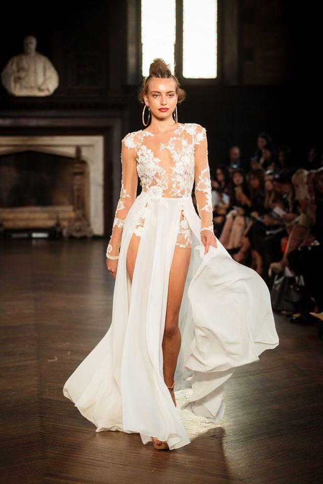 ברטה הציגה בשבוע האופנה לכלות בניו יורק את קולקציית 2017-42