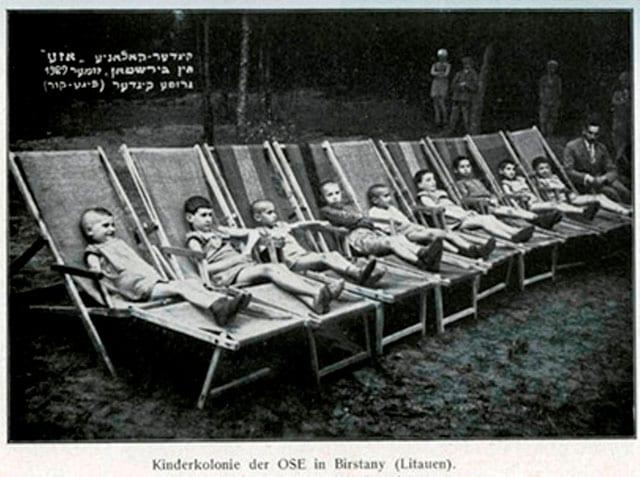 להציל את הילדים, 1938-1945-01