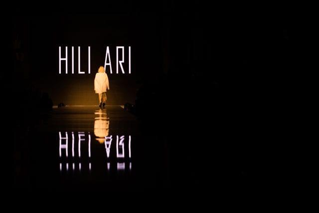 upcoming designers. שבוע האופנה גינדי תל אביב 2017 -