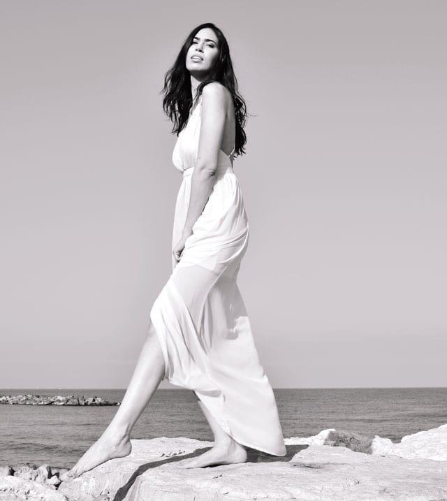 בצילום: אישה יפה: רווית שושני. צילום: מורן גרוס