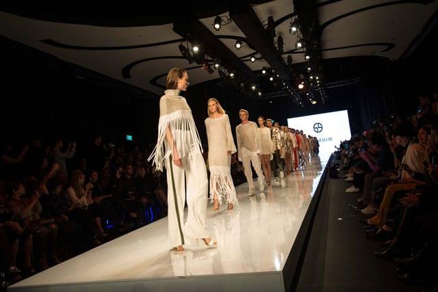 שבוע האופנה גינדי תל אביב 2017: תצוגת שי שלום-