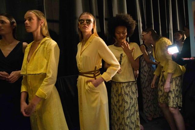 שבוע האופנה גינדי תל אביב 2017: גדעון אוברזון-