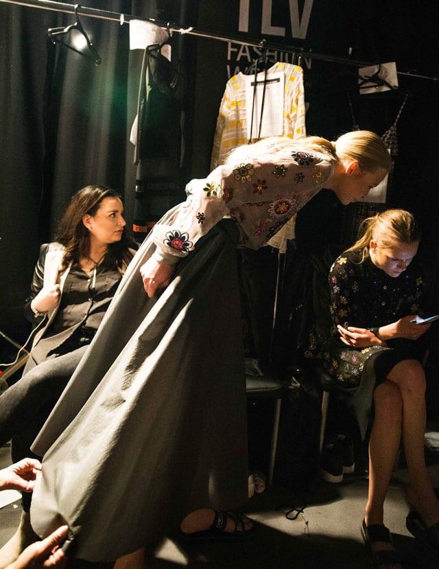 טובל׳ה בשבוע האופנה גינדי תל אביב 2017-11
