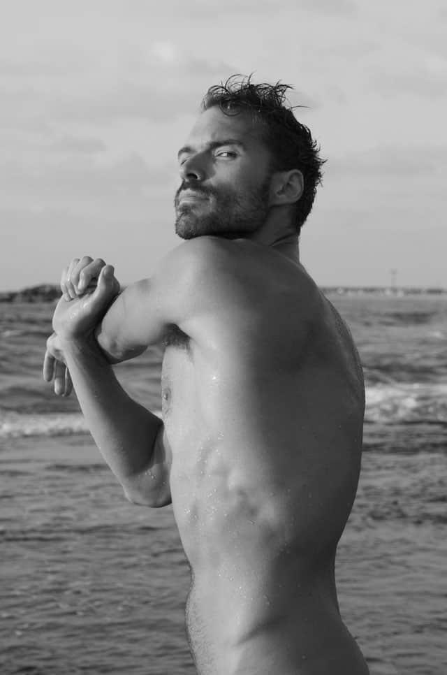 Efifo - מגזין אופנה, דוגמן: אילן אוספליק, סוכנות: רונן אור צרפתי, צילום: ניסים יצחק --2