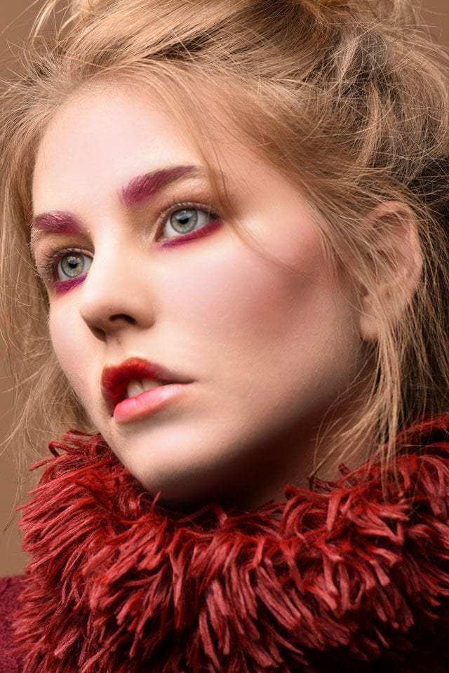 Women Fashion: Warm and Cozy, Photography: Meni Pal-6