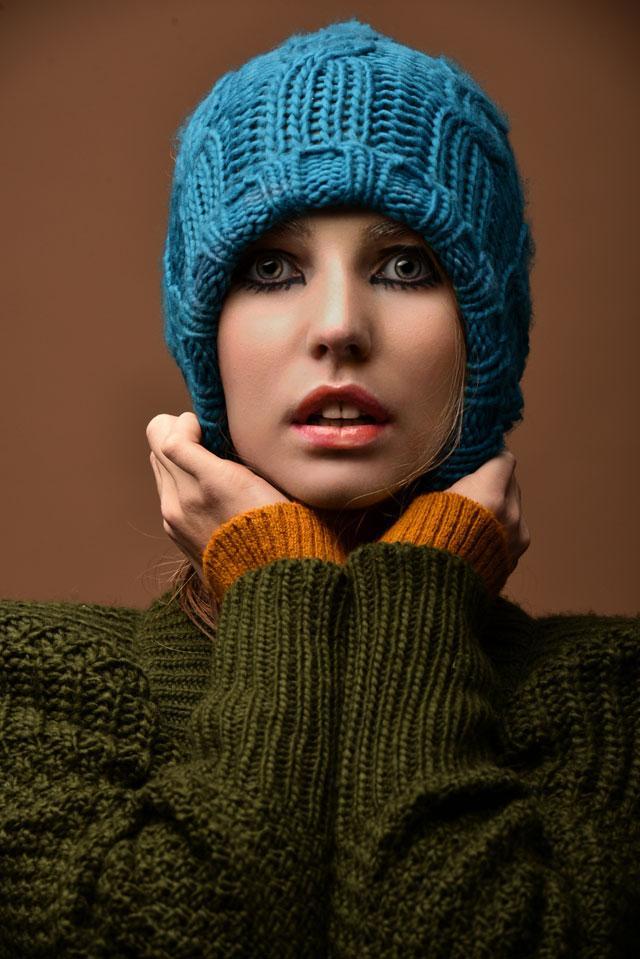 Women Fashion: Warm and Cozy, Photography: Meni Pal-3 - Fashion Israel