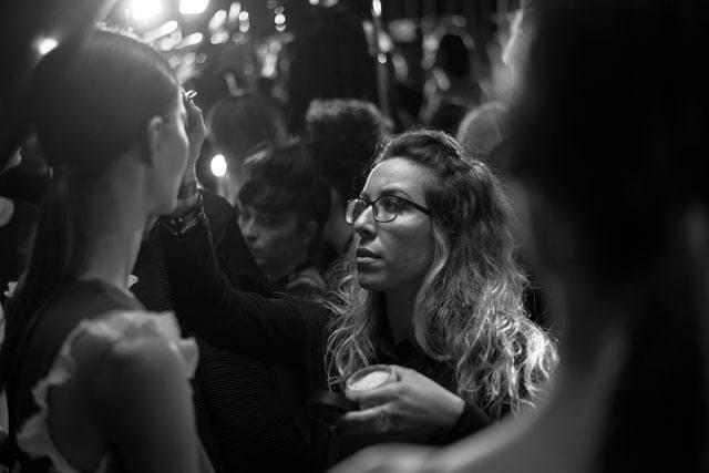 שבוע האופנה גינדי תל אביב 2017: תמרה סלם. צילום: דניס גרצקיס-30