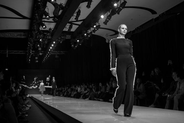 שבוע האופנה גינדי תל אביב 2017: תמרה סלם. צילום: דניס גרצקיס-10