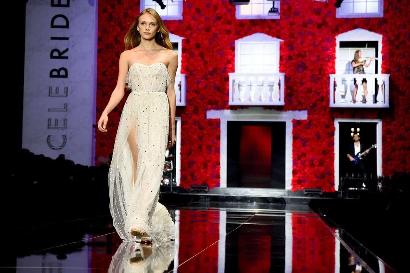 סתיו סטרשקו. שמלת כלה - אייזן שטיין. צילום: לימור יערי