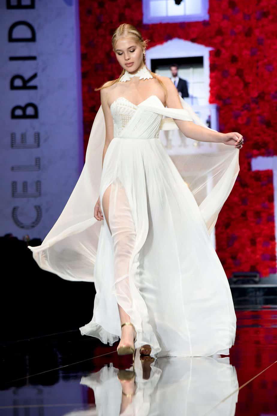 אנה. שמלת כלה - אוליבר. צילום: לימור יערי