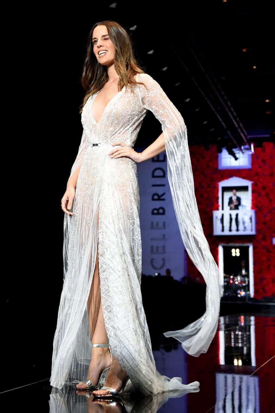 ירדן הראל. שמלת כלה - ענבל דרור. צילום: לימור יערי